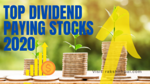 Top dividend paying stocks in India - 2020