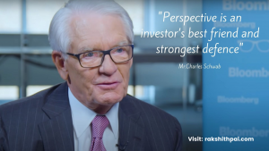 Have a perspective towards investing