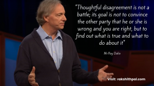 Thoughtful disagreement
