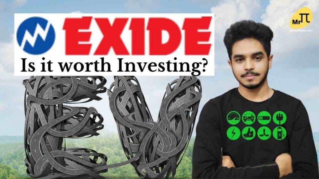 Exide Industries Limited EV Battery manufacturer