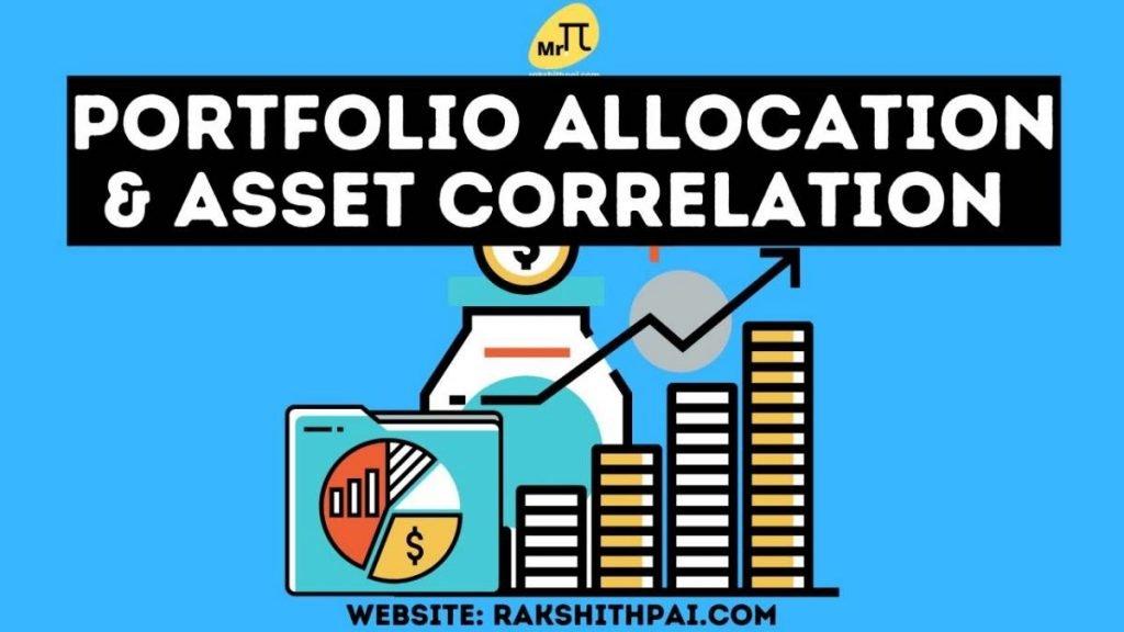 Portfolio Allocation, Asset Correlation & its importance! YouTube video